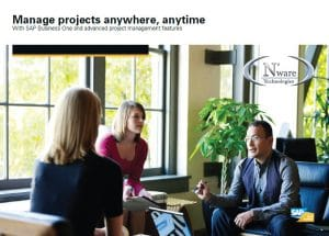 Project Mobility with SAP Business One